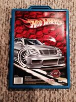 Hot Wheels and case
