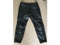 Men's motorcycle Leathers