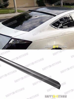 PAINTED ALL COLOR SK DESIGN ROOF SPOILER FOR 08 12 HONDA ACCORD 8th 2D COUPE