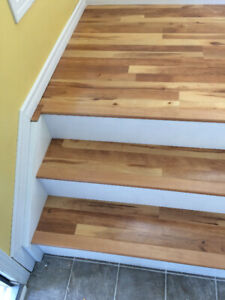 Are you contemplating Installation TRIM, baseboards and supply.