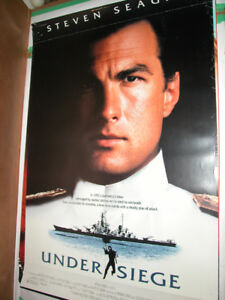 Steven Seagal Movie Posters