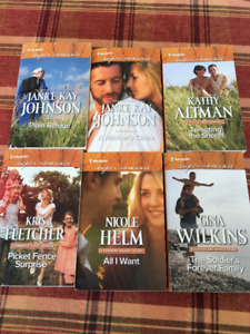 Plain Refuge plus 5 other books