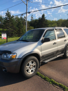 Ford Escape XLT 2006 (4wd)