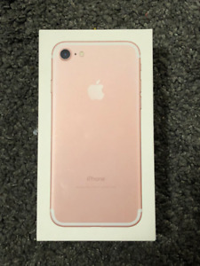 Used iPhone 7 128GB in Rose Gold GREAT CONDITION