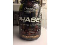 Muscletech phase 8 protein