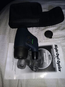 Night Owl 2X Night Vision Monocular. GET READY FOR HUNTING!