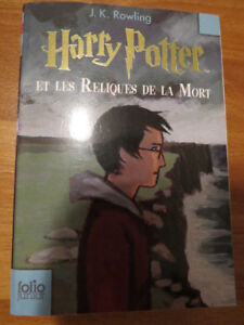 French - language learning and Harry Potter