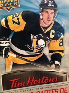 Looking for Tim Hortons Hockey cards 2016-2017