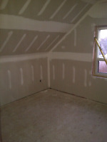 Drywall taping, drywall taper, stucco removal