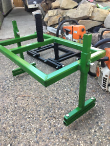 adjustable chainsaw mill