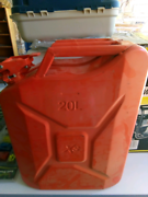 20 ltr jerry can Farrer Woden Valley Preview