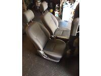 Toyota hilux 2010 d/c interior