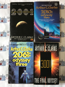 """The Space Odyssey"" by: Arthur C. Clarke"
