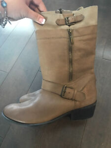 Various name brand boots ~ size 9.5/10