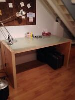 Grand bureau IKEA Big IKEA desk