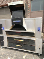 Bakers pride pizza oven FC816/  Y800