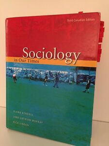 Sociology - in Our Times - 3rd Ed.