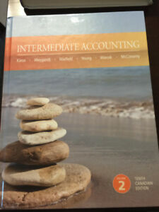 Intermediate Accounting 10th Canadian Edition V2