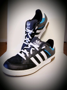 Adidas Low Top/Cut Rubber Shoes Size 10.5 inches (NEW)