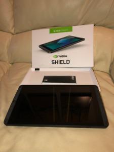 Nvidia Shield K1 Gaming Tablet, mint , android 7.0 original box