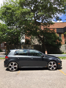 2010 Volkswagen GTI 67,000 KM, cuir, automatique, sunroof