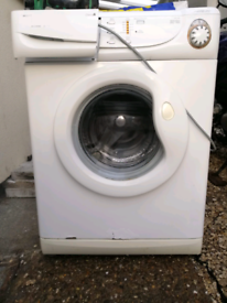 Candy washing machine 1600 spin