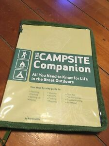 Book - The Campsite Companion
