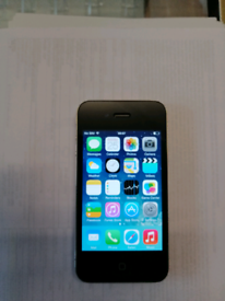 iPhone 4, 16gb on EE NETWORK