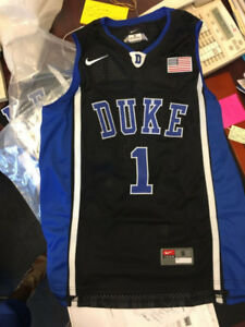 BRAND NEW Kyrie Irving Duke Jersey #1 (FREE SHIPPING)