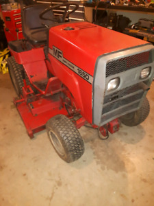 Looking for parts for Massey/ Snapper 1650