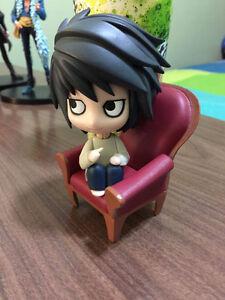 Death Note anime-  L  Nendoroid