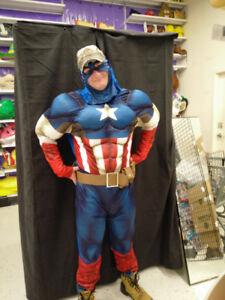Captain America costume!