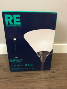 Room Essentials Floor Lamp