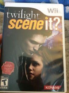 Twilight scene it wii game