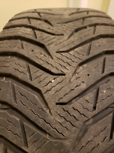 Ensemble de 4 pneus d'hiver / 4 winter tires