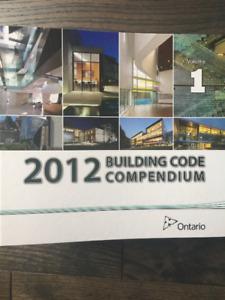 ONTARIO BUILDING CODES VOLUME 1& 2