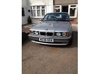 BMW 518i SE 1995 LPG Converted