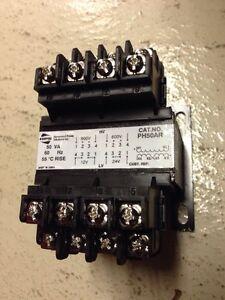 Transformateur de contrôle 600v à 24v ou 12v