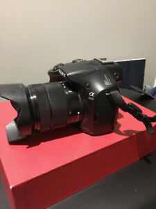 Sony a3000 20.1MP - DSLR with 18-55mm lens