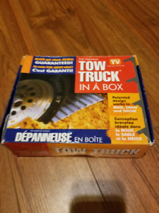 Tow truck in a box kit