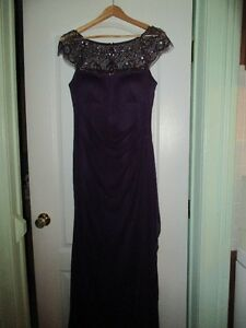 FORMAL DRESS FROM DAVID'S BRIDAL  -  SIZE 10
