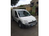 Ford transit connect 2005 12 months mot last owner 10 years!!