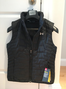 Woman's XS Under Armour Vest - Brand New, Tag on, Never Worn