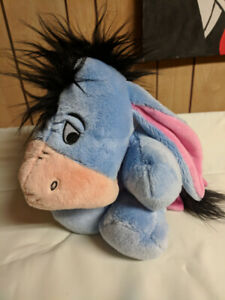 Eeyore stuffy great for Easter!