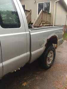 Parting out 2005 f350 powerstroke diesel Cambridge Kitchener Area image 3