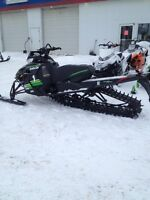 2012 Arctic cat 1100 turbo, 162 track