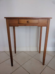 Solid Wood Hall Table / Console Table