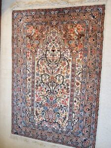2  collectible persian silk carpet (Trade will be considered )