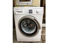 Bosch logixx 9 washing machine 9kg load