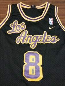 d43356a30fe6 Los Angeles Lakers  8 Nike Kobe Bryant jersey